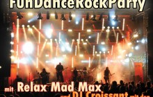 Flyer zu SchlagerMetalls FunDanceRockParty am 28. Dezember 2013