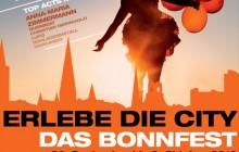 Plakat des BonnFests